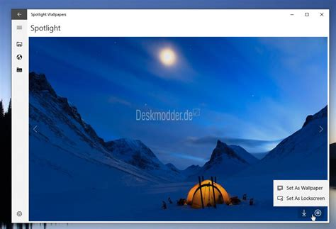 Spotlight Wallpapers - Bing- und Windows Blickpunkt Bilder