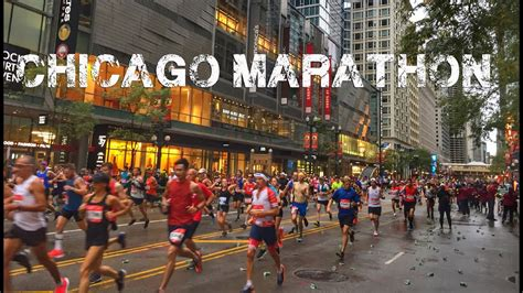 Chicago Marathon - Course Overview - YouTube