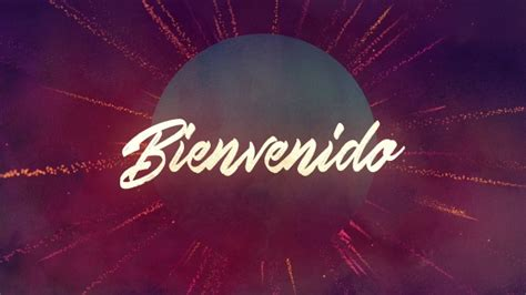 Particle Rays Easter Welcome (Spanish) // Centerline New Media