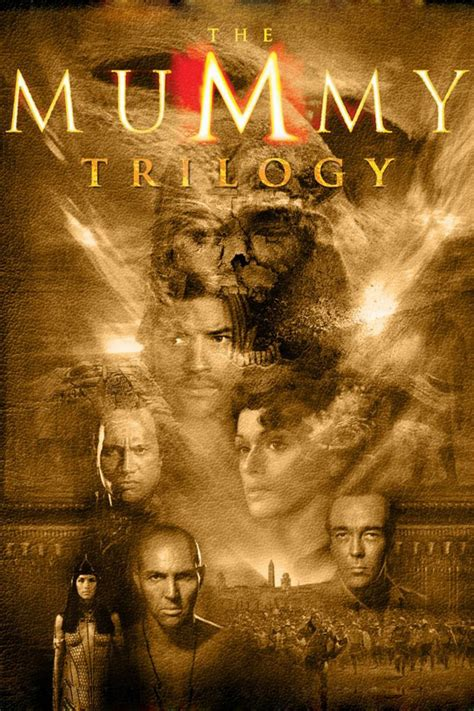 The Mummy Collection (1999-2008) - Posters — The Movie