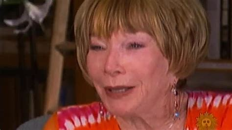 Shirley MacLaine, with grace and gusto - CBS News