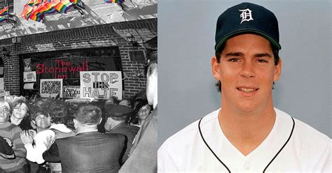 Billy Bean is an LGBTQ athlete who showed 'Stonewall