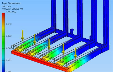 Solved: Different results in FEA inventor 12- inventor 13
