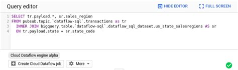 Migrating data warehouses to BigQuery: Reporting and analysis