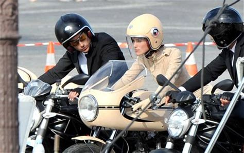 Keira Knightley rides a Ducati for Chanel cont'd ( オートバイ ) - 感染帝国
