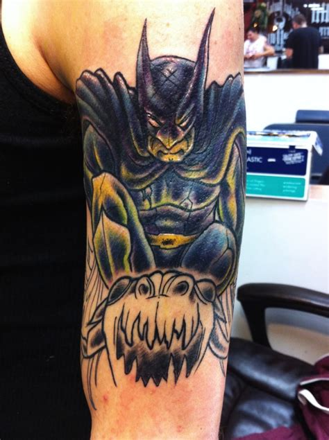 Batman Tattoos Designs, Ideas and Meaning   Tattoos For You