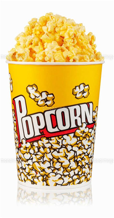 A Container of Buttered Popcorn[22199040987]| 写真素材・ストックフォト