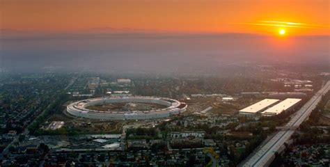 Tim Cook to move his office to Apple Park